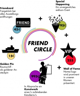 freind circle weiss website